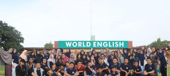 Pejuang Beasiswa Mengandalkan Pembelajaran di Kampung Inggris