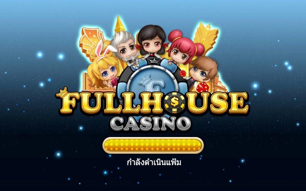 Full House Casino, Rekomendasi Game Casino Terbaik Untuk Android